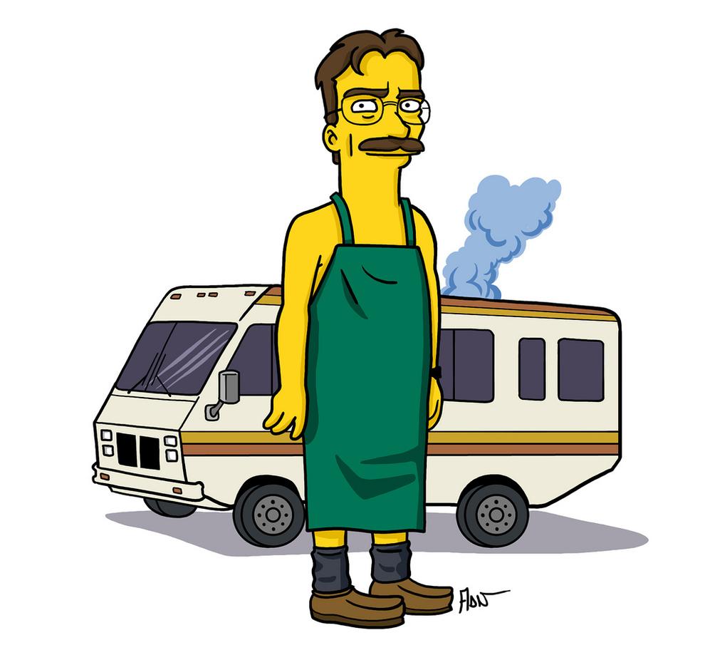 Breaking Bad Simpsons 1