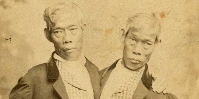Chang Eng Bunker - Siamese Twins - Later Years 2