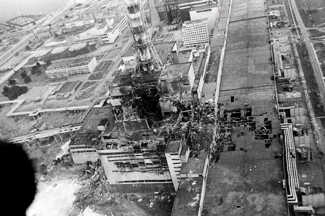 Chernobyl Nuclear Disaster - Russia - Fall Out - The Reactor 2