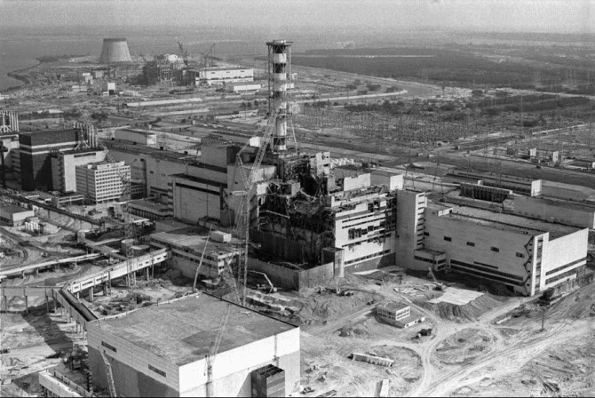 Chernobyl Nuclear Disaster - Russia - Fall Out - The Reactor