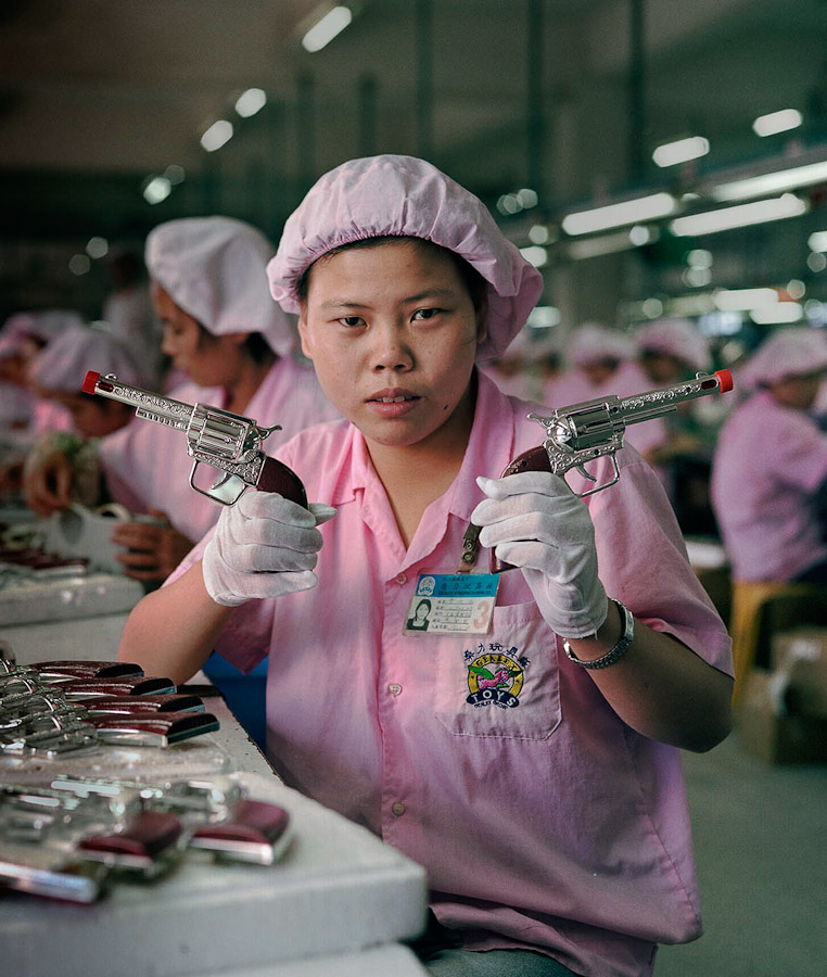 Chinese Toy FActory 21