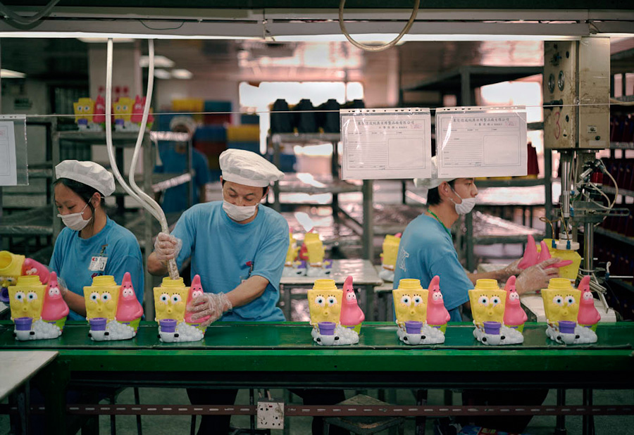 Chinese Toy Factories 2