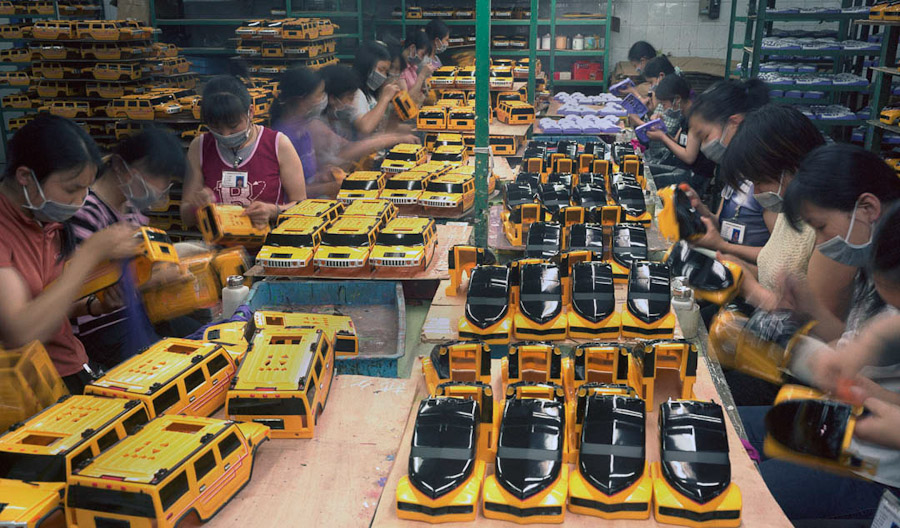 Chinese Toy Factories 6