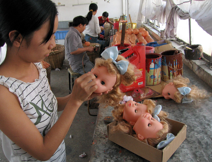 Chinese Toy Factory 10