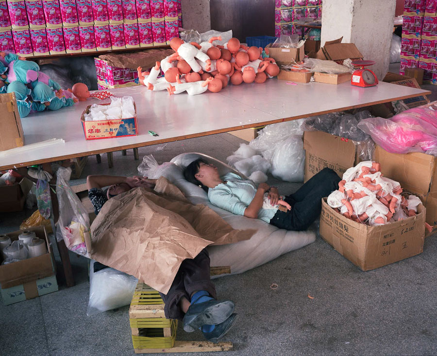 Chinese Toy Factory 13