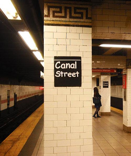 Comic Sans Subway 1