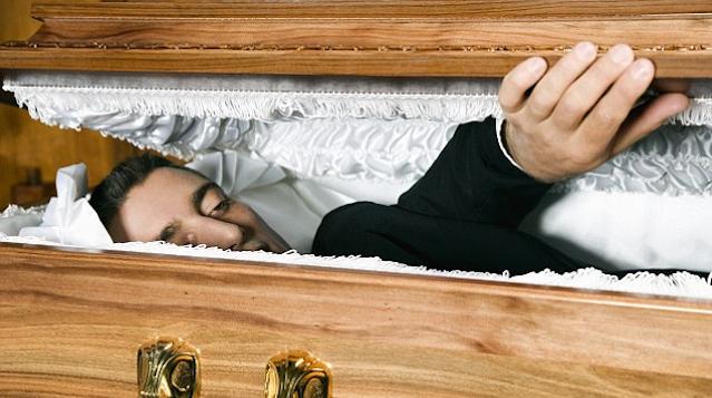 Dead Man Coffin