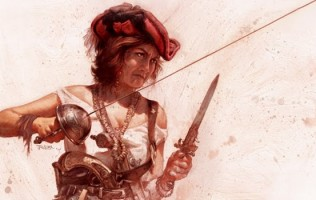 Female Pirates - Lady Pirate - Anne Bonny - Mary Read 2