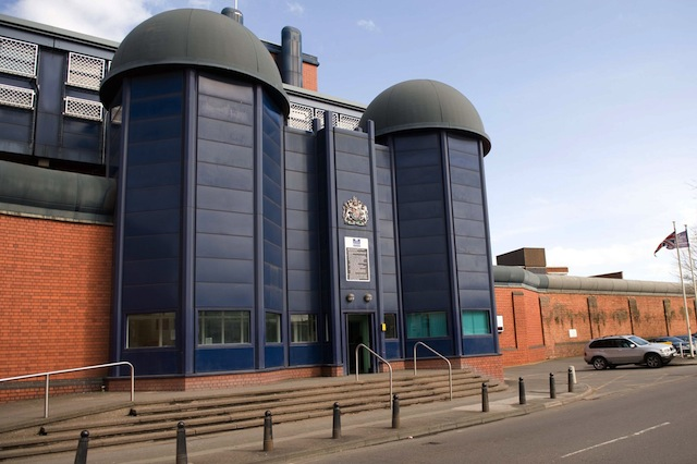 G4S Prison Birmingham