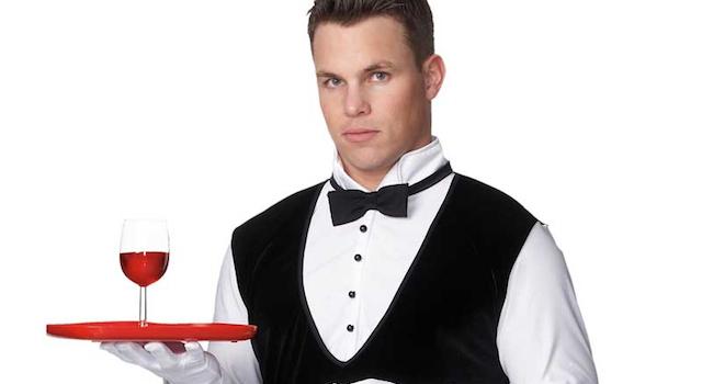 Gay Waiter