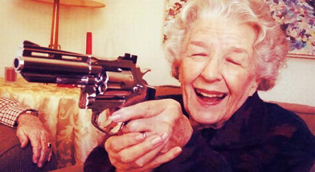 Grandma Gun