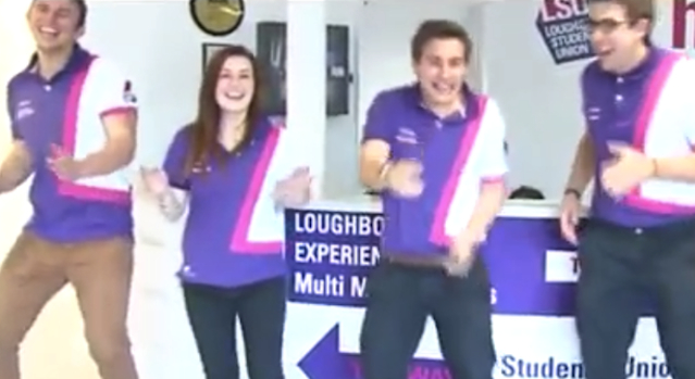 Loughborough Student Union Video