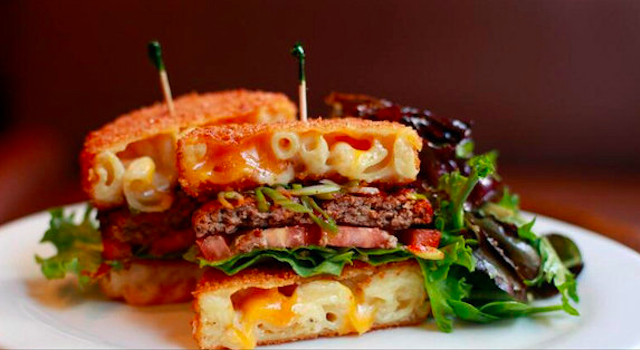Mac Attack Burger Featured