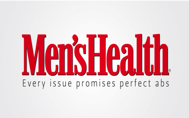 Mens Health honest Slogan