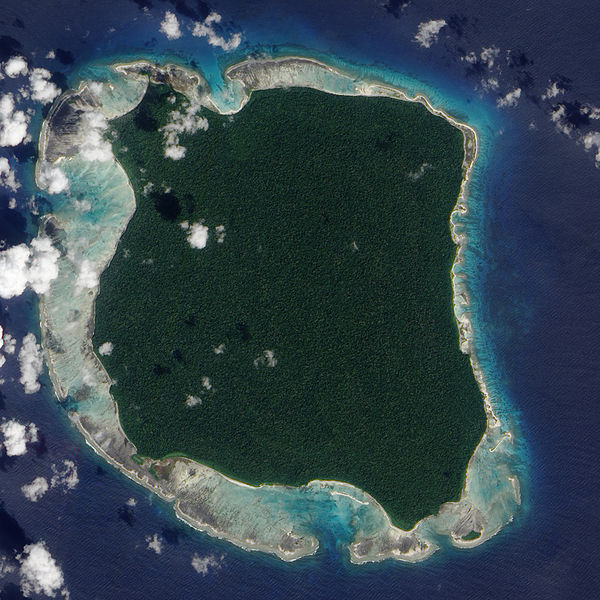 Mysterious And Violent Warrior Tribe Of North Sentinel Island - Satellite