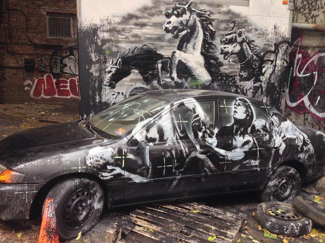 New Banksy 17