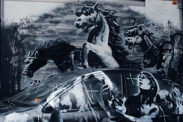 New Banksy 5