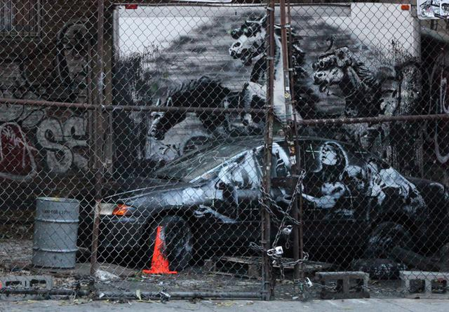 New Banksy 7