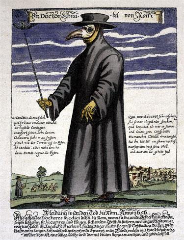 Plague Doctor - Colour
