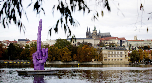 Prague Finger Featured