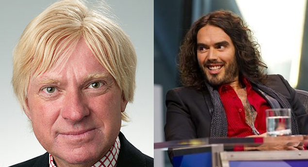 Russell Brand Michael Fabricant