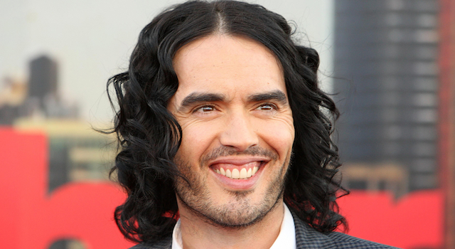 Russell Brand Wanking Toilet