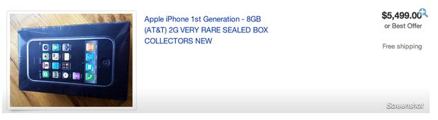 iPhone 2G 2