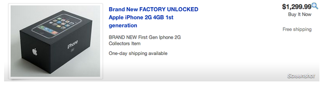 iPhone 2G 4
