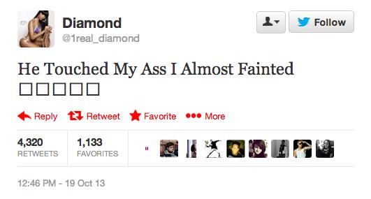 Justin Bieber Strippet Tweet 3
