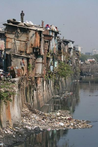 the impact of poverty in the slums of mumbai in india 18 year old jamal malik, an orphan from the slums of mumbai, is one question   the impact is huge: in india, one in 10 deaths is linked to poor.
