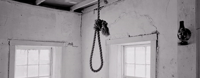 The Bloody Code - 18th Century - Noose