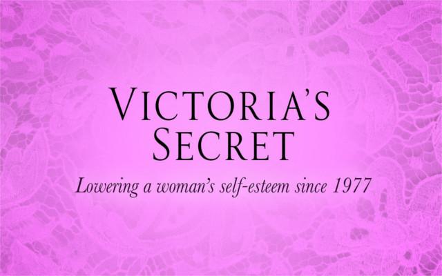 Victoria Secret Honest Slogans