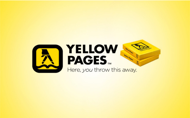 Yellow Pages Honest Slogans