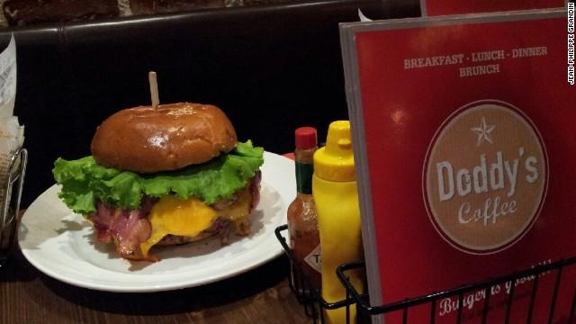 Zlatan Burger 1