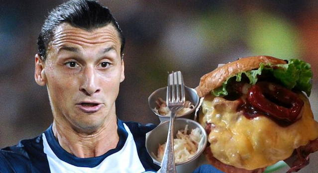 How do you eat like a Premier League footballer?