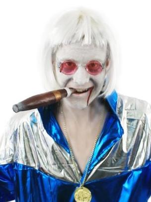 Zombie Jimmy Savile 1