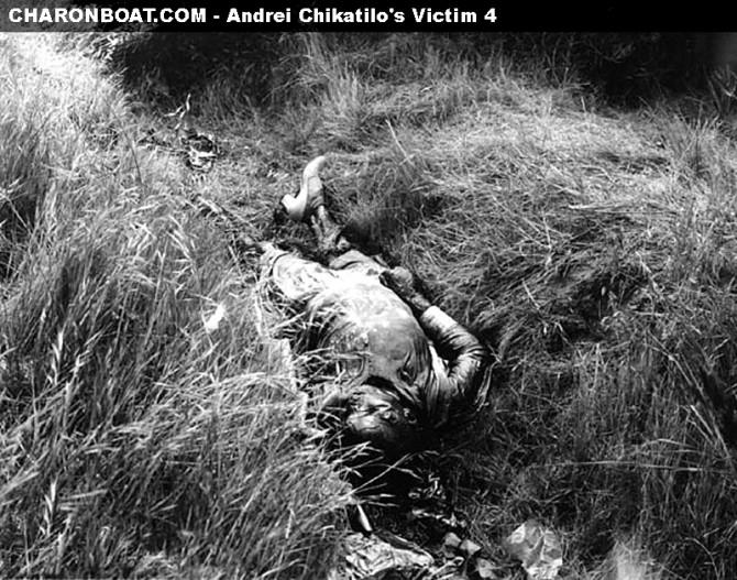 chikatilo victim
