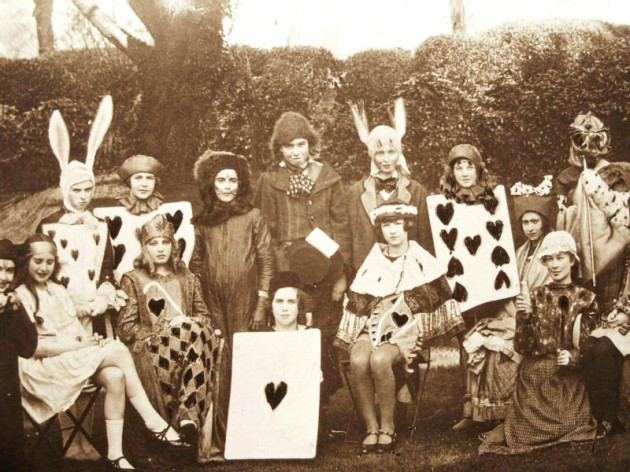 creepy halloween costumes from the early 1900s page 2 sick chirpse