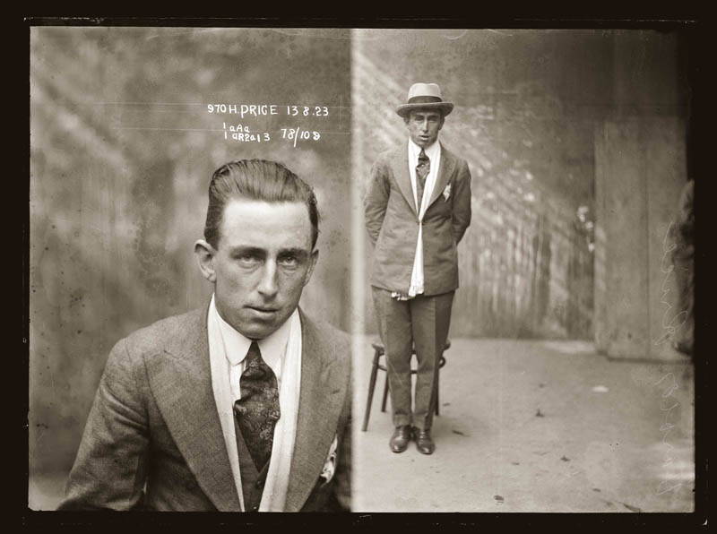 Classy Mugshots From The 1920s Sick Chirpse