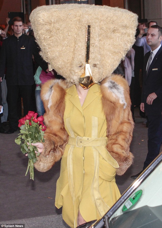 lady gaga u2019s new outfit takes it to the next level  u2013 sick