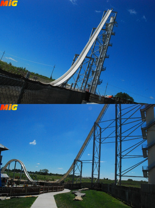 Biggest Waterslide