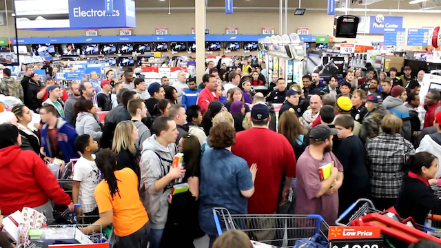 Black Friday Walmart Fights Featured Image