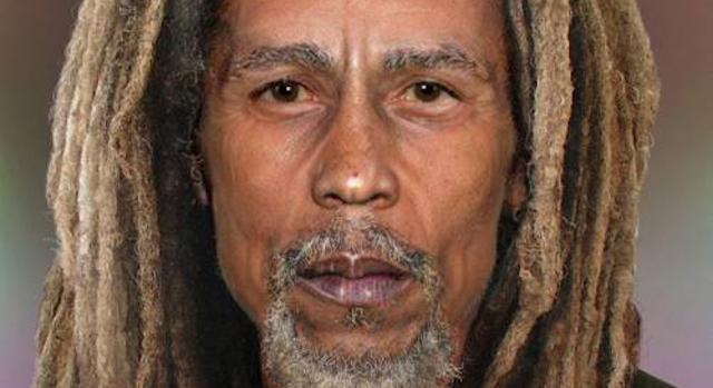 Bob Marley Old