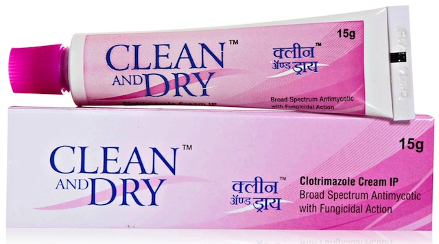 Clean And Dry Intimate Bleach