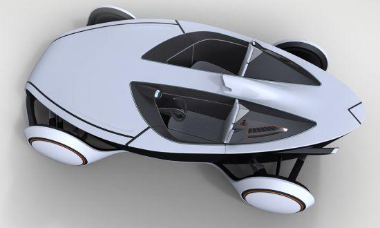 Concept Cars - P-Eco - Jung-Hoon Kim 2