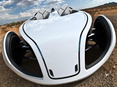 Concept Cars - P-Eco - Jung-Hoon Kim 3