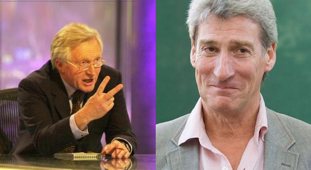 David Dimbleby Jeremy Paxman