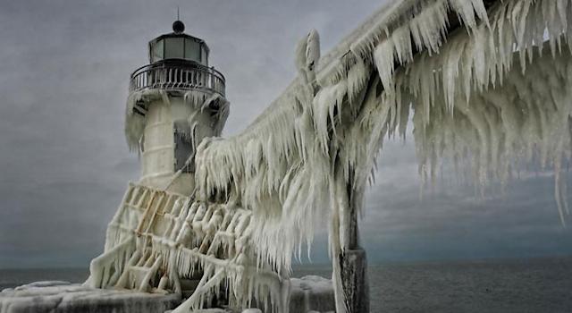Frozen Lighthous Featured