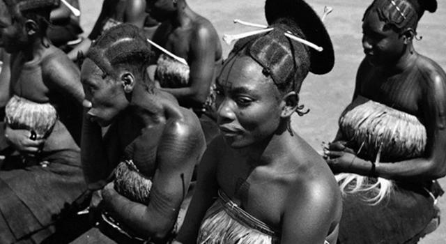 Mangbetu-Tribe | Heart of Darkness | Pinterest