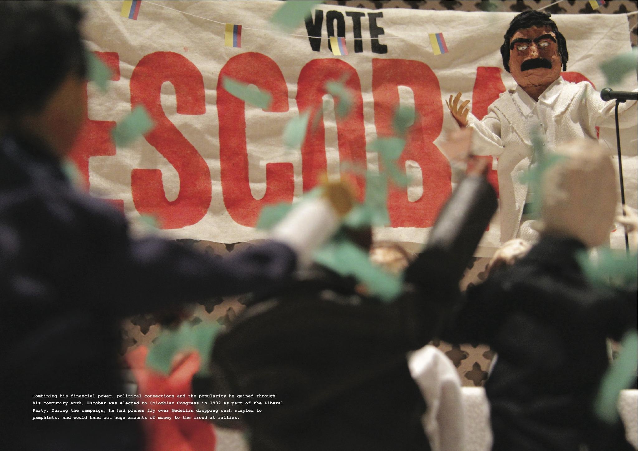 Pablo Escobar Story 11